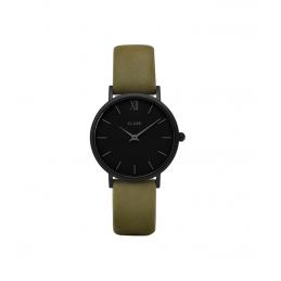 Reloj Cluse Minuit Full Black